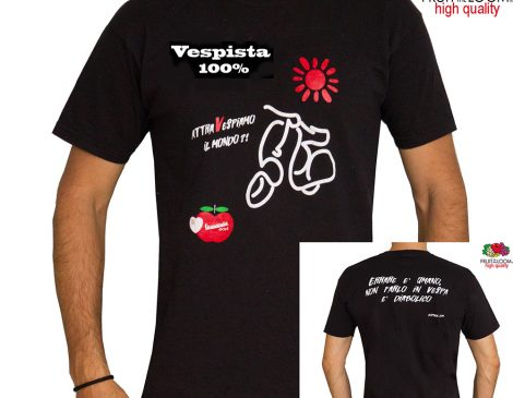 Vespanda - t-shirt