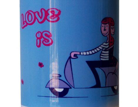 tazza Love is... Vespa