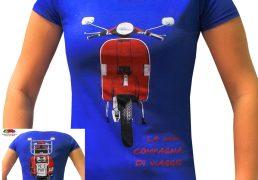T-shirt Vespa